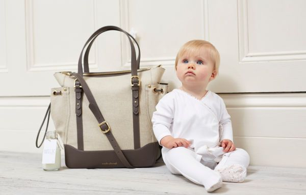 The Nest Bag A Luxury Baby Designed By Royalty
