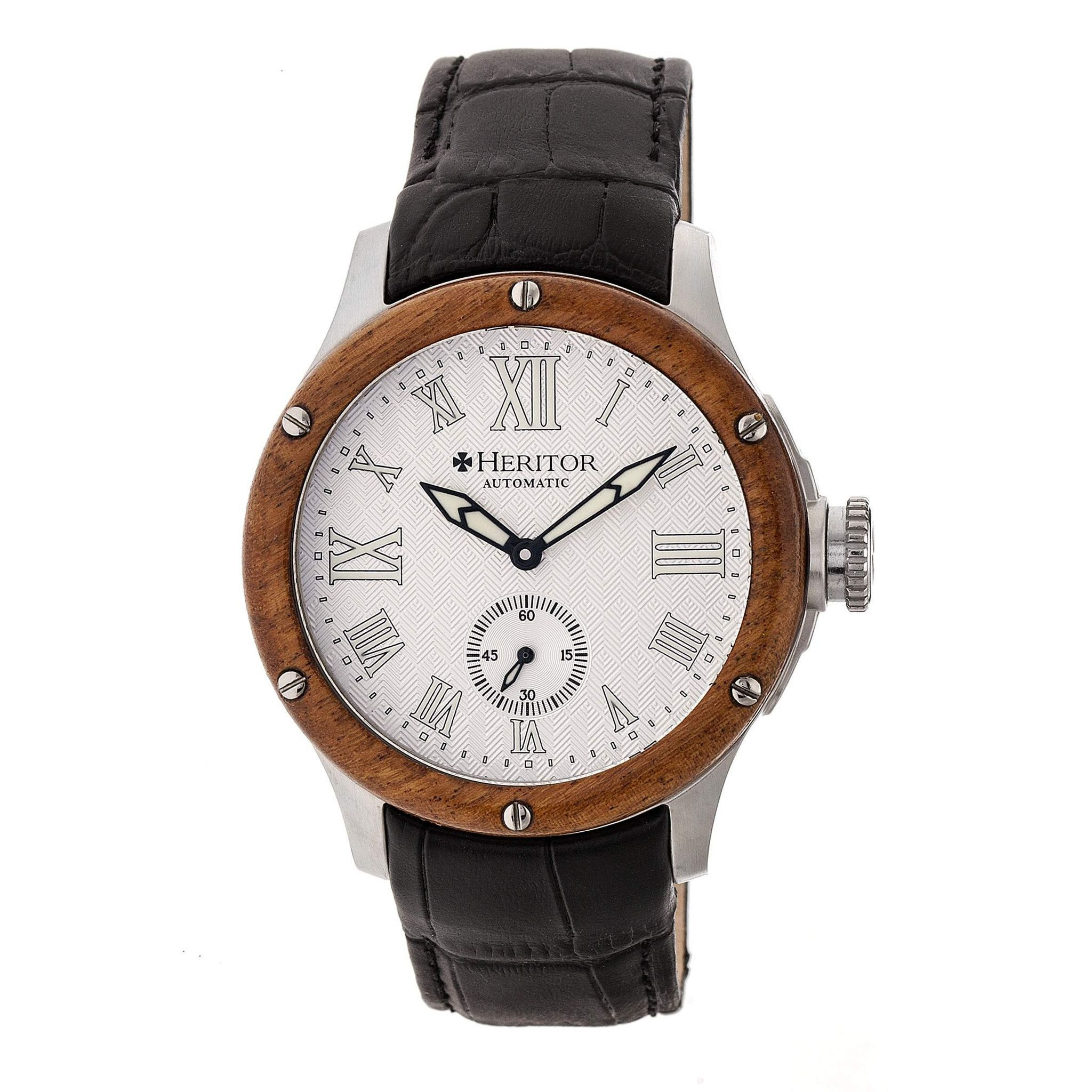 Heritor Automatic Hr4501 Montrichard Mens Watch