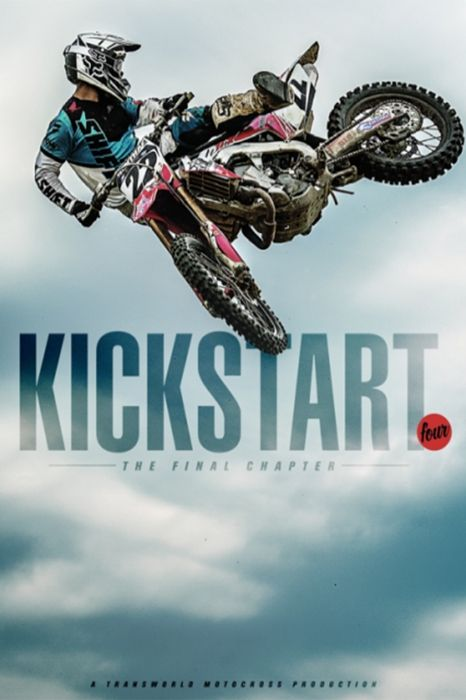 Kickstart 4 - Transworld Motocross Poster Artwork - Chad ...