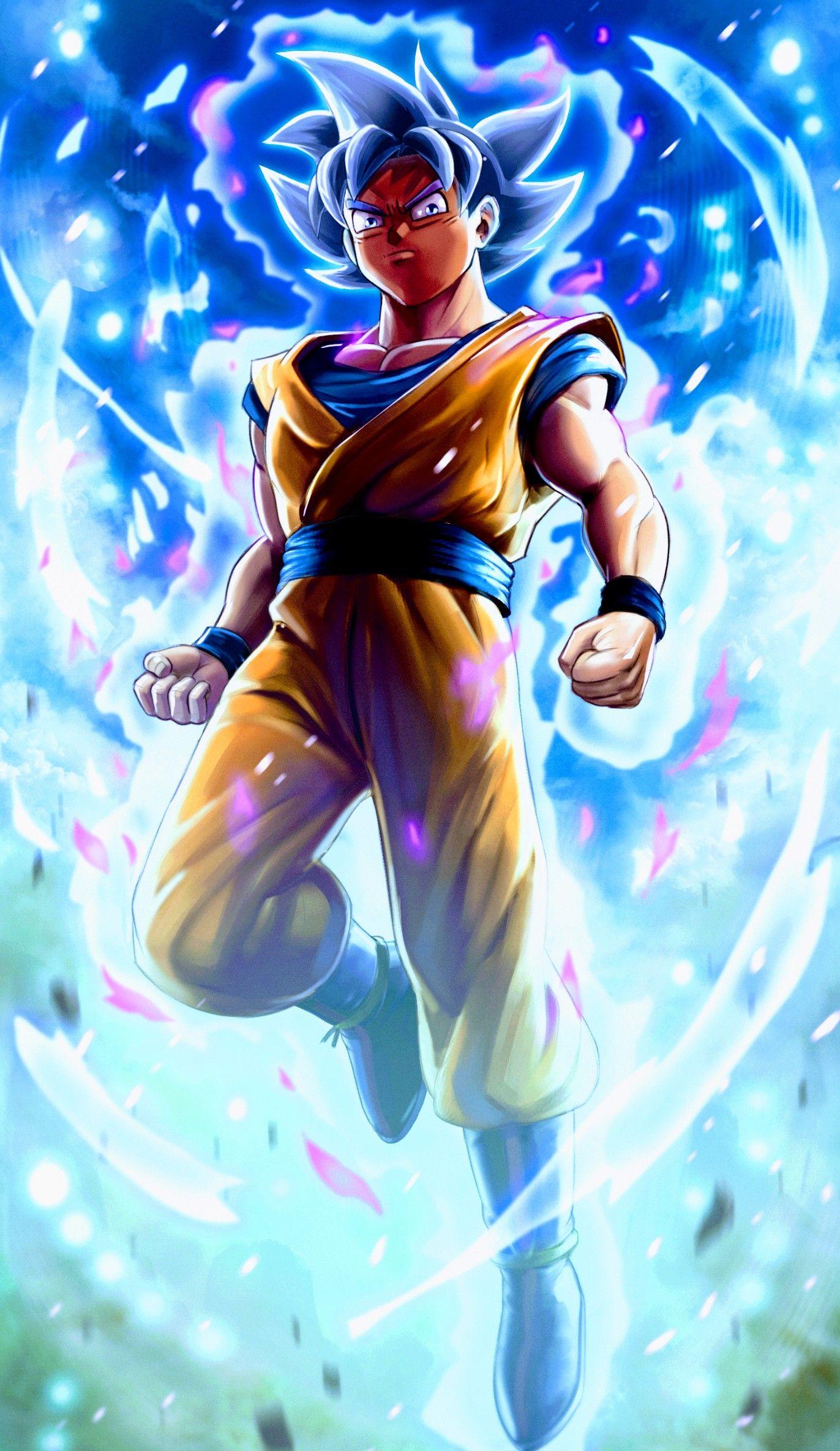 Goku Ultra Instinct Mastered Dragon Ball Super Anime Dragon Ball Super Dragon Ball Super Manga Dragon Ball Super Goku