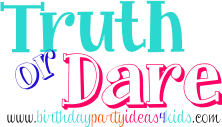 Truth or Dare Questions and game rules for kids, tweens and teens ...