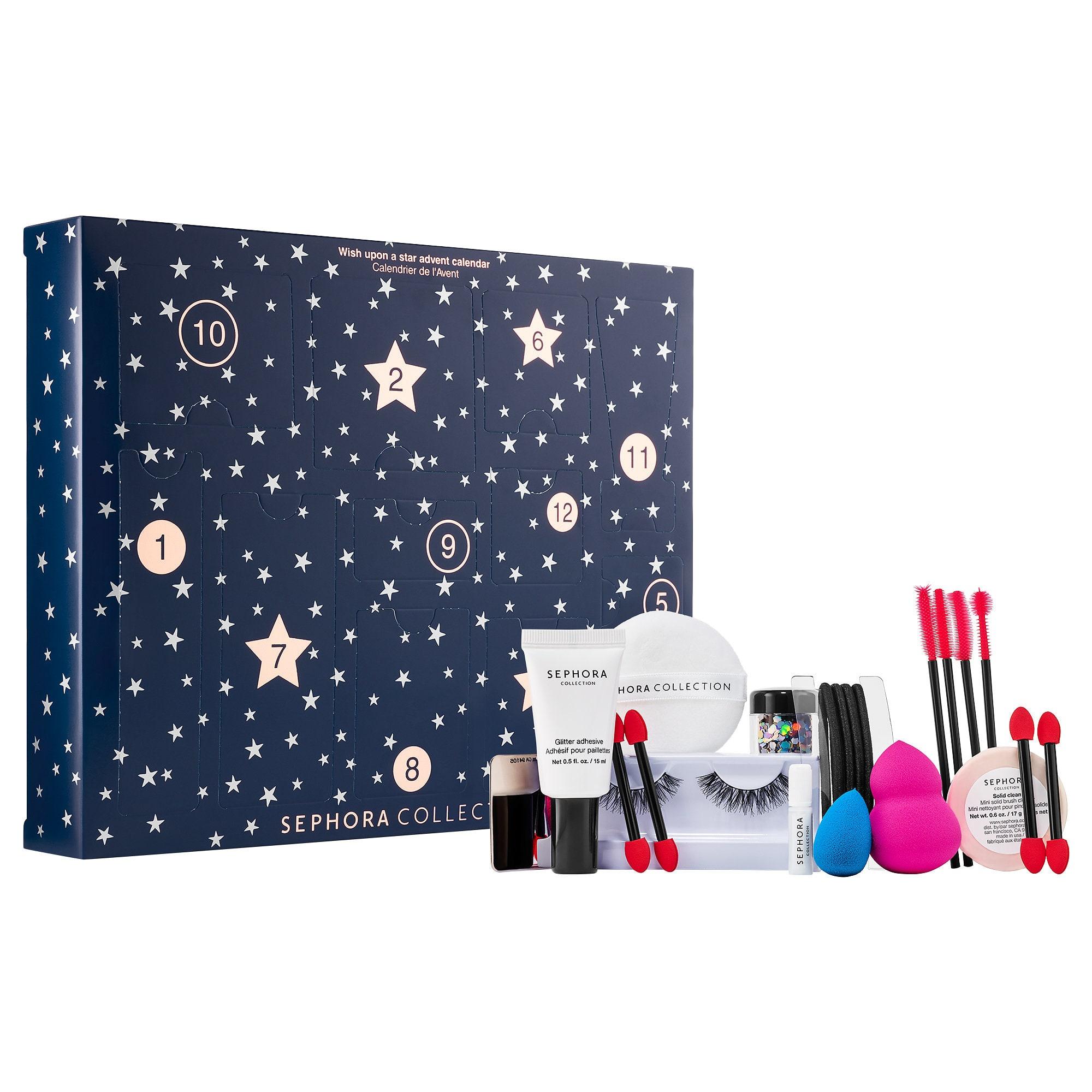 Sephora Collection Wish Upon A Star Advent Calendar Makeup Advent Calendar Beauty Advent Calendar Sephora