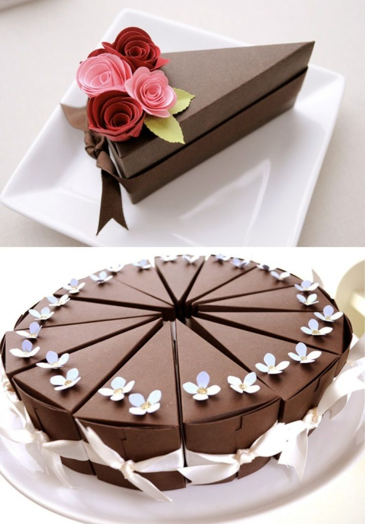 25 Cake Boxes For Different Special Events Pinterest Paper Cake