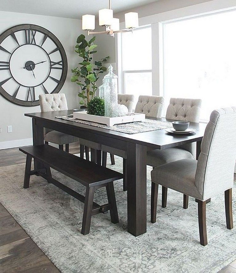 45+ Exciting Coastal Dining Room Décor Ideas #diningroom #diningroomdecor #diningroomideas #Coastal #decor #dini #Dining #Diningroom #diningroomdecor #Exciting #Ideas #living and dining room combo apartment #Room