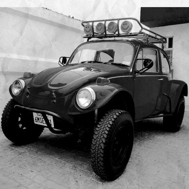 Vw 1973 baja bug