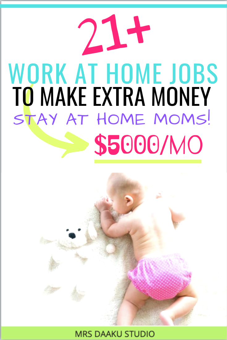Legitimate Work At Home Jobs 2020.50 Work From Home Jobs That Pay Well In 2020 5000 Mo And