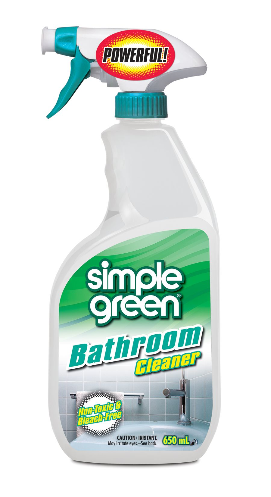 Simple Green 174 Bathroom Cleaner Rtu 650ml Www Simplegreen