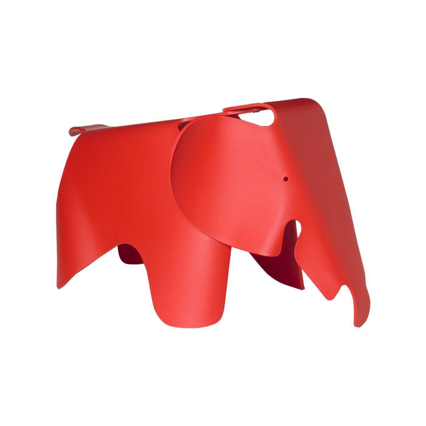 Vitra Eames Elephant small, weiß Eames, Dekoration, Idee