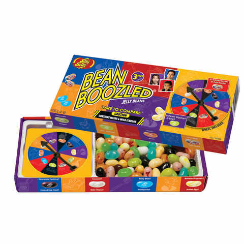 Bean Boozled Jelly Beans 100g Jelly Bean Gifts Jelly Belly Jelly Belly Beans