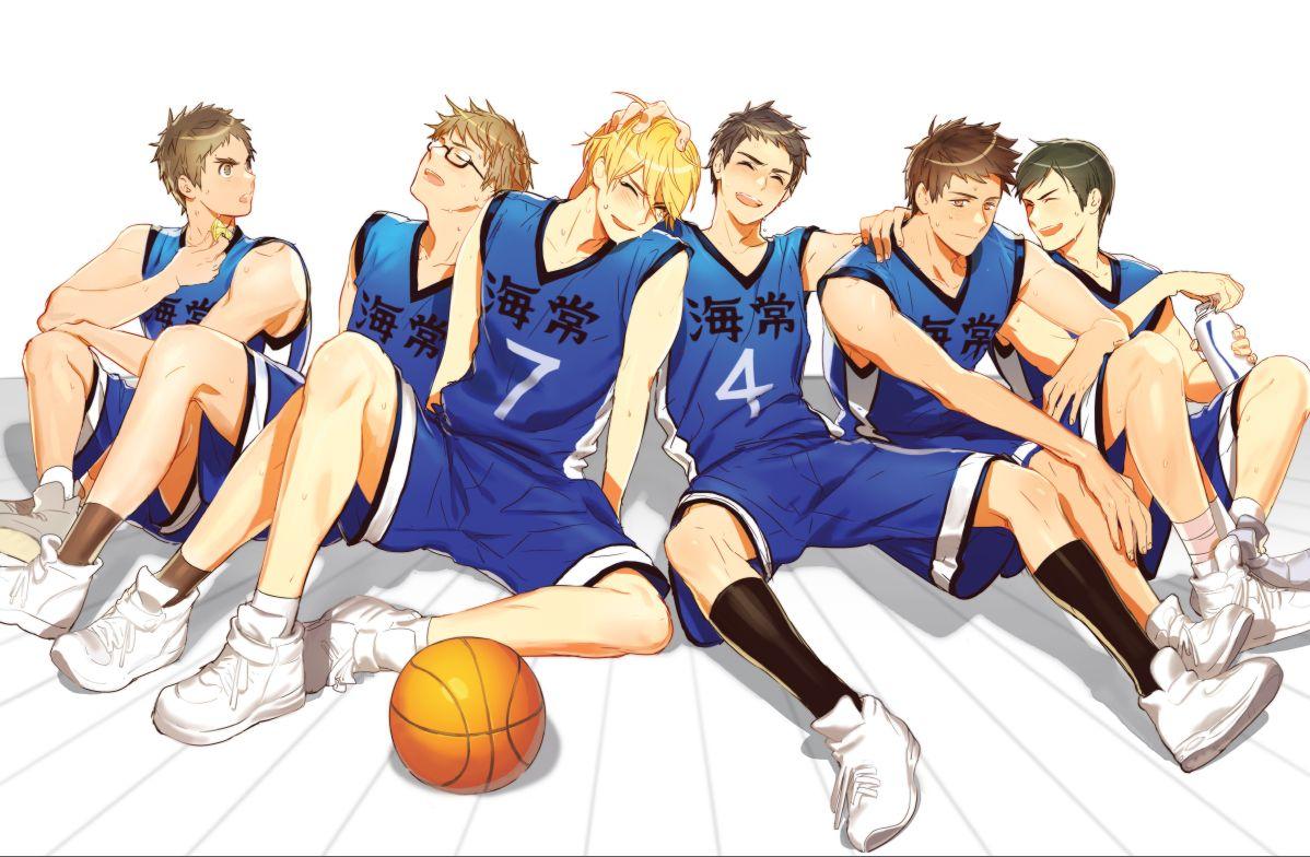Výsledek obrázku pro Nakamura Shinya kuroko no basket