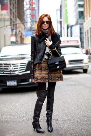 Taylor Tomasi Hill has the best style