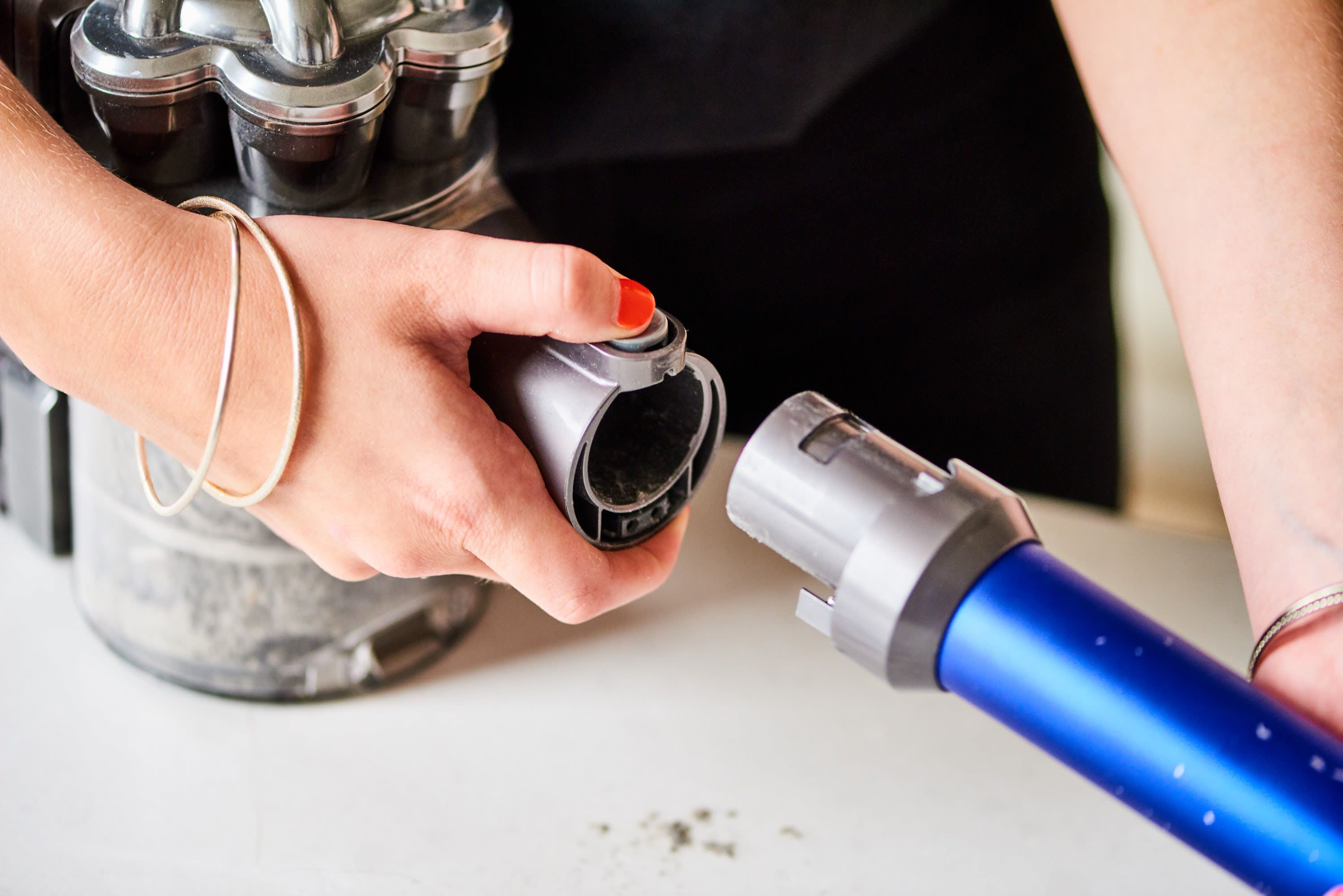 How to clean your dyson stick vacuum with images clean