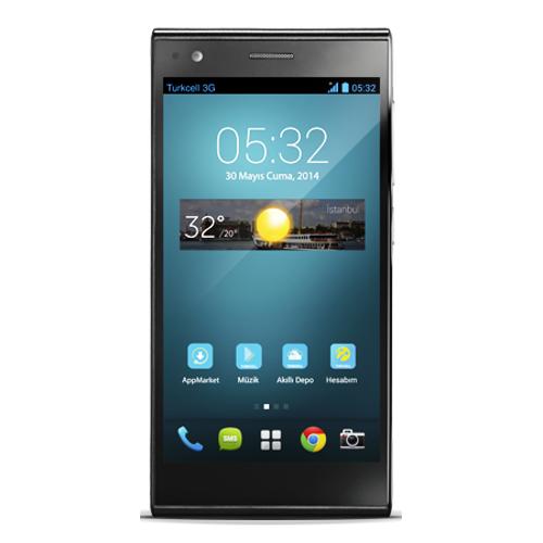 Turkcell t50 cep telefonu (beyaz - siyah renk) ürünü ...