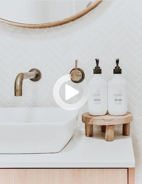 Photo of semplici idee moderne di progettazione bagno – boho home decor ispirazione