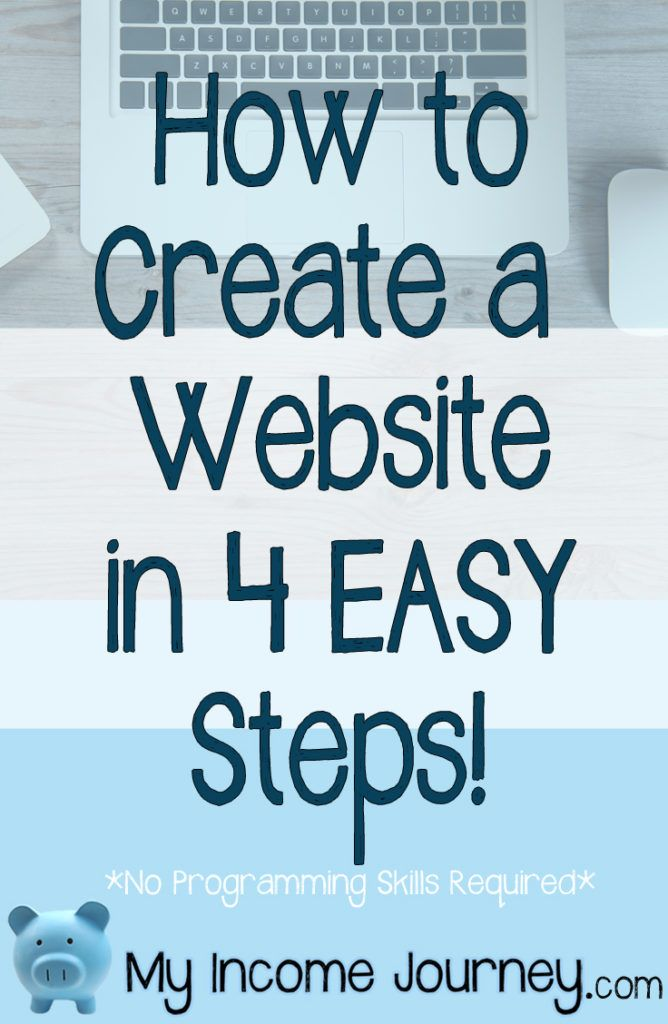 HowtoCreateaWebsitein4EasySteps_MyIncomeJourney