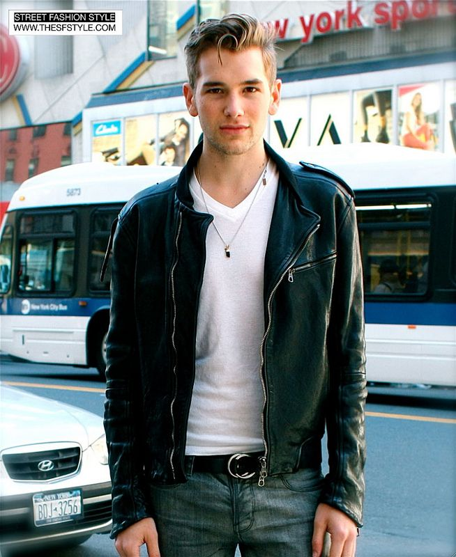 """modern """"greaser"""" perfection"""