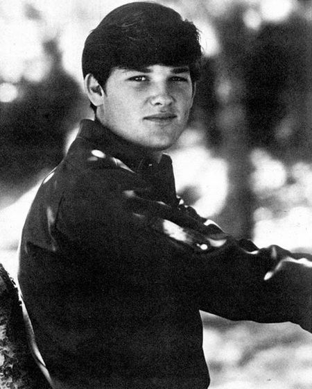 Kurt Russell in youth