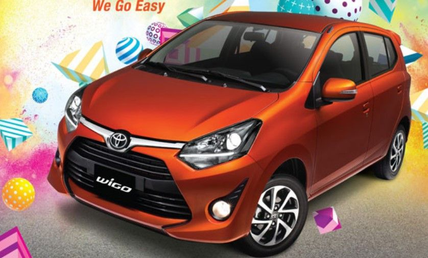 2019 Toyota Wigo Design Body, Engine