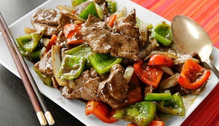 Photo of dukan diet attack stage pepper beef grill