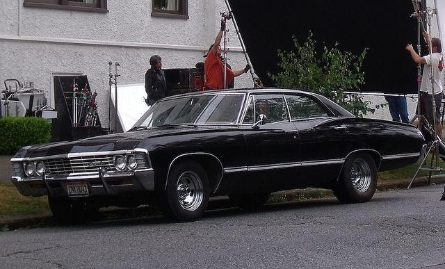 67 Chevy Impala Supernatural Chevy Impala Chevy Impala Impala