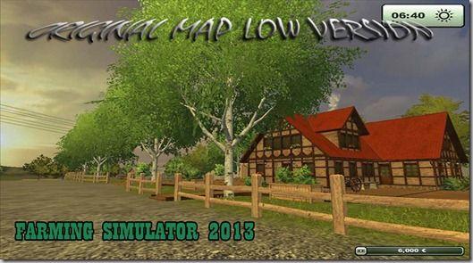 Farming simulator 2013 - Original Map Low Version | best snow plaw ...