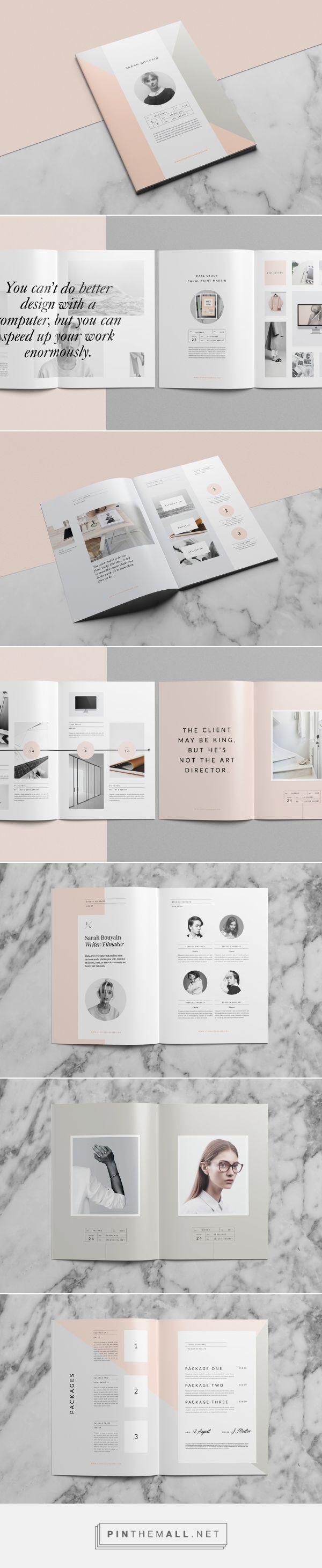 Deckblatt Design Pinte