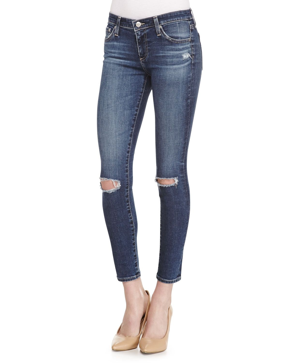Super Skinny Denim Leggings, 11 Year Dreamer, Size: 29, 11y Dreamer - Alexa Chung for AG
