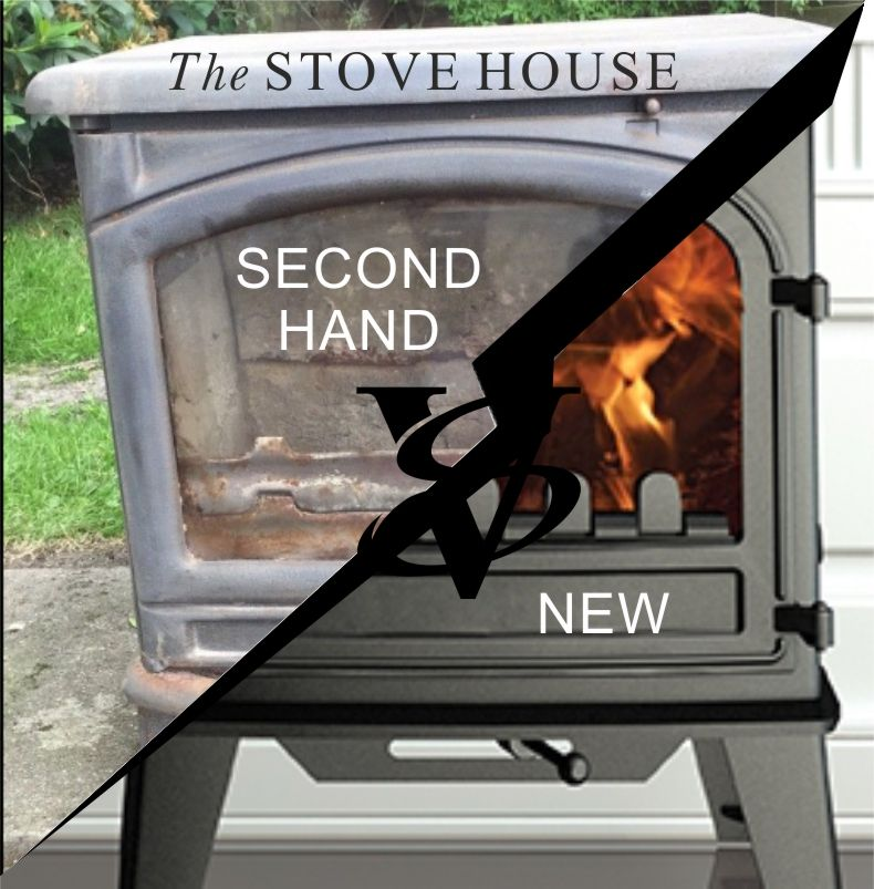 There Are A Lot Of Second Hand Stoves On The Market Now With