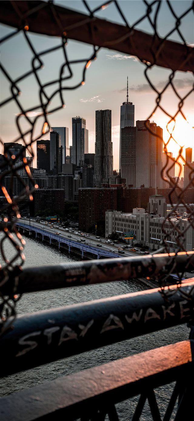 Sunsets on the Bridge  iPhone X wallpaper #photography #iphone #Photographer #hdr #iphonewallpaper  #Wallpaper #Background #iPhoneX #iPhoneXS #iPhoneXR #backgroundsiphone