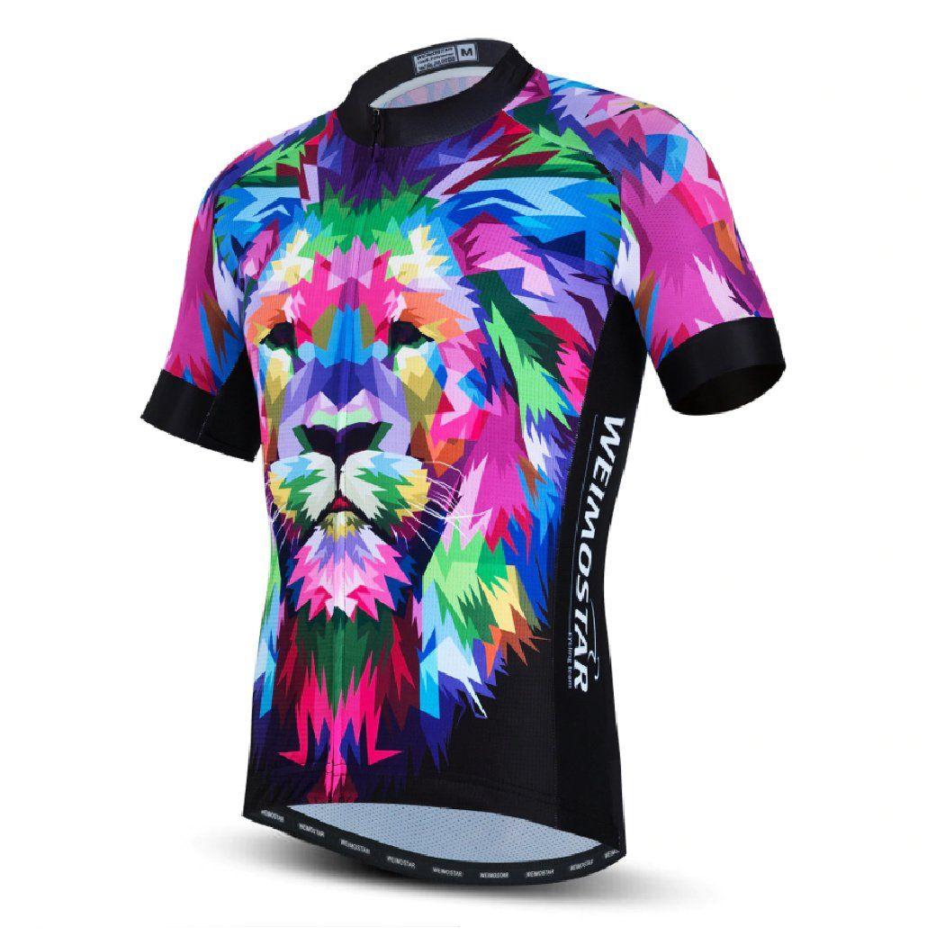 Photo of Cubish Lion Radtrikot (Herren) – Kaufen Sie 1 und erhalten Sie 1 Gratis für alle Trikots – M