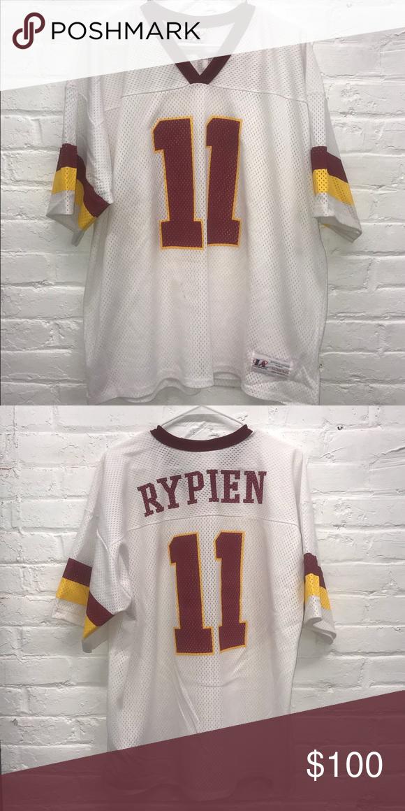 Washington Redskins Washington Mark Rypien Jersey in 2020