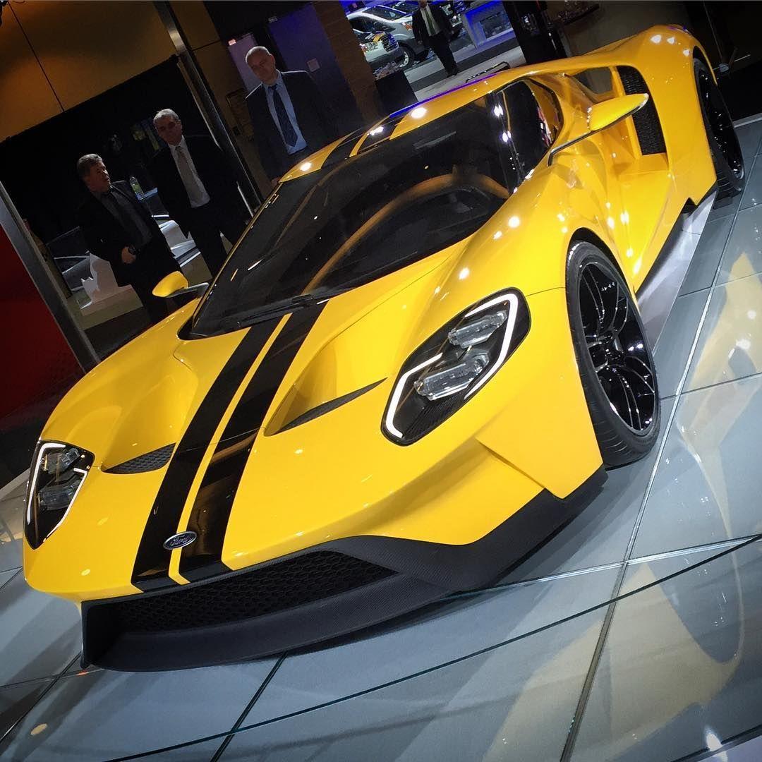 toronto autoshow gt40 Gt40, Sports car, Photo