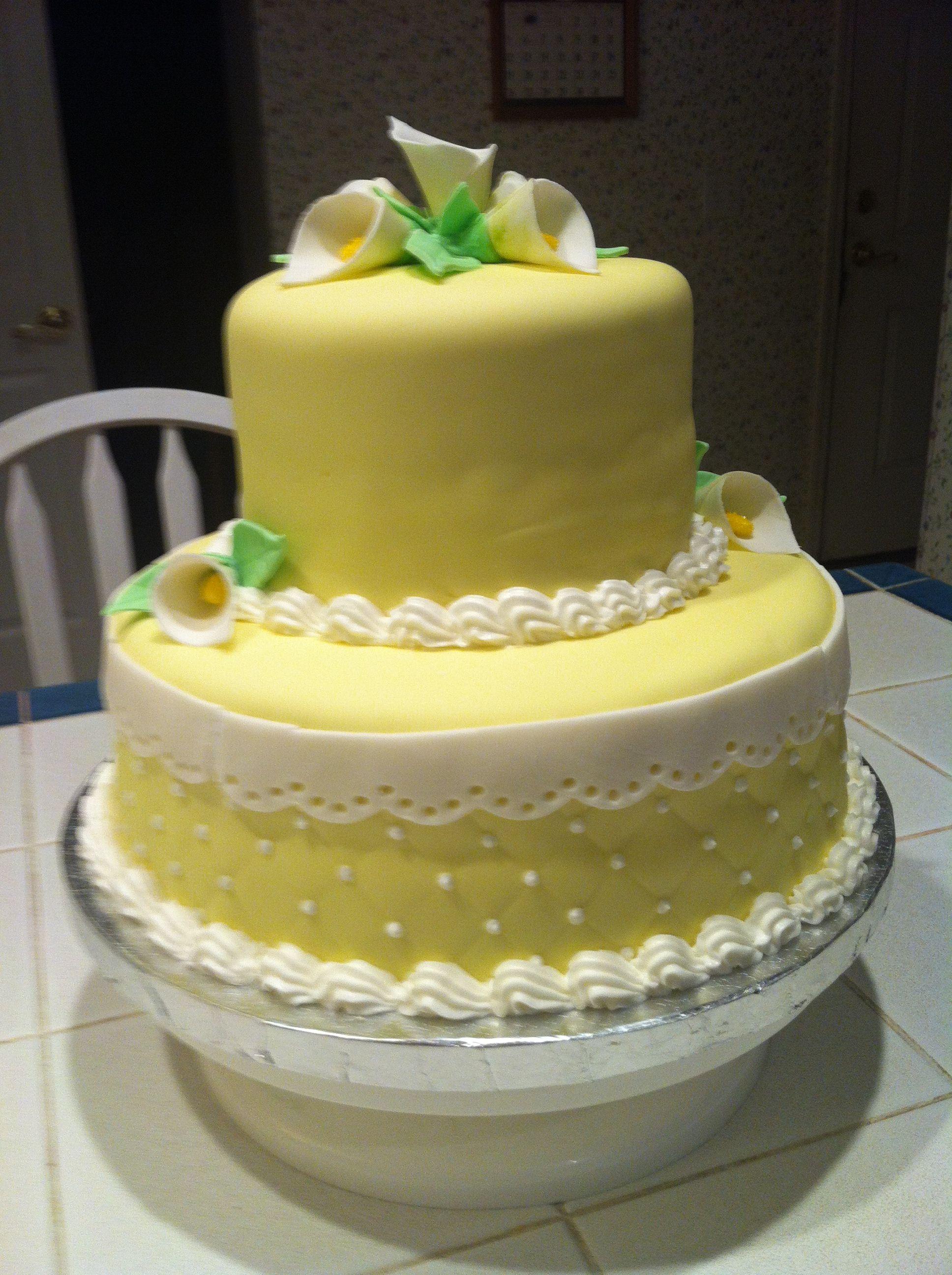 Moms Birthday Cake Happy 89th Birthday To A Wonderful Woman