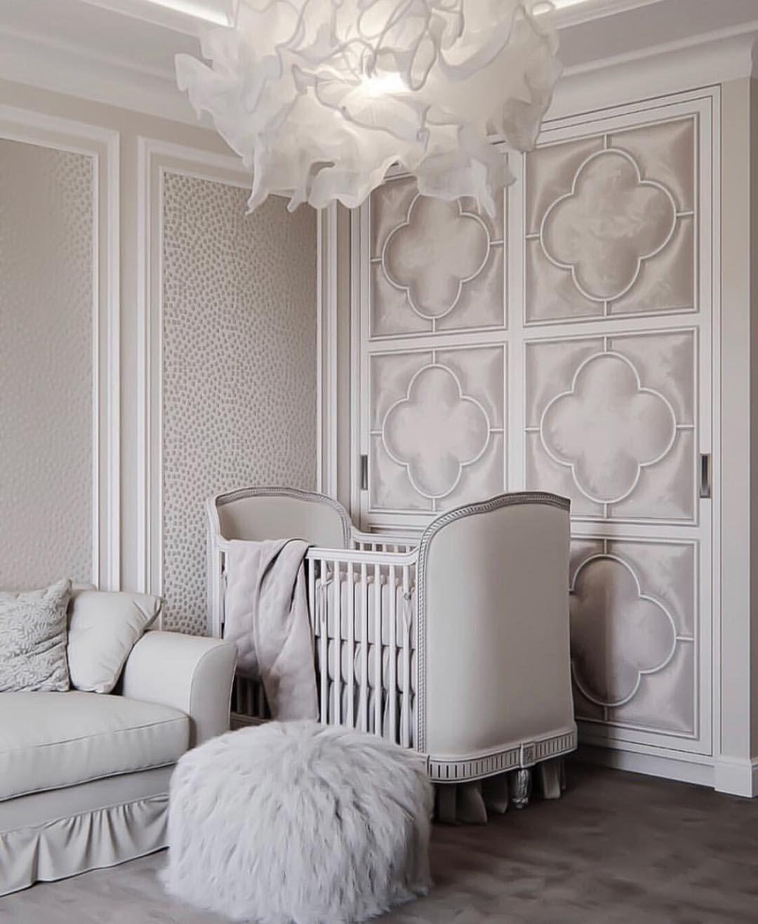 Chicness In A Nursery Via Balcon Studio Furniture Italian