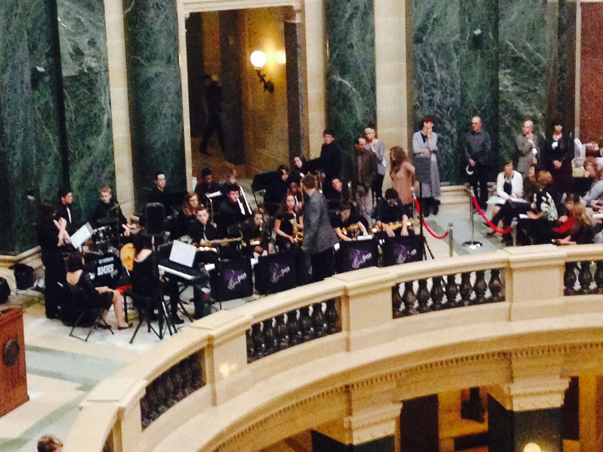 Beloit Memorial Jazz Band. Invited to play at WI state capital during the WI  DPI Schools of Recognition Ceremony. BTW,… | Charter school, Beloit,  Elementary schools