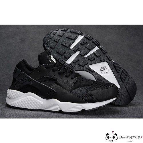 best sneakers f732b 0ec43 Nike Air Huarache Womens Mens Oreo Black White - Huarache