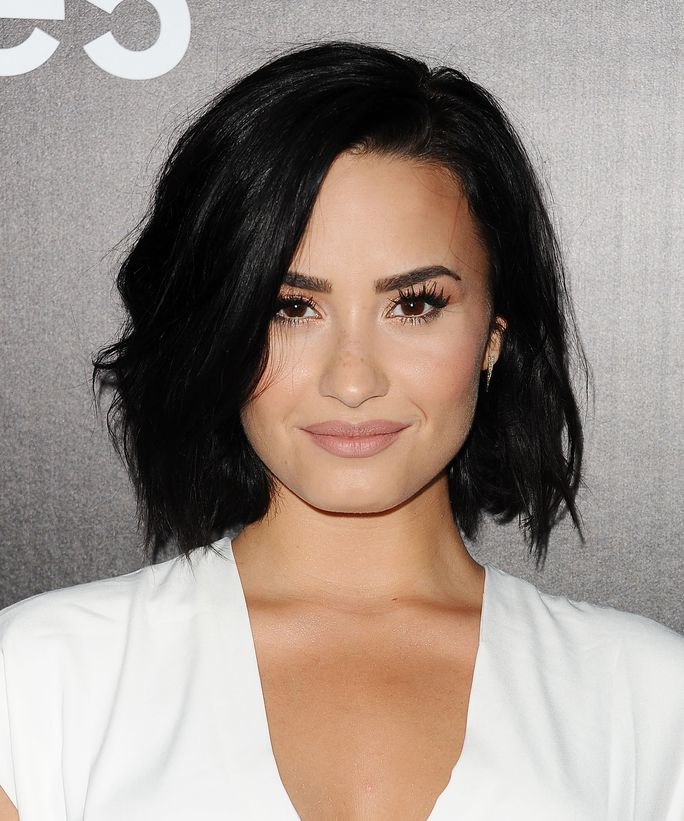 Trendy Hair Short Demi Lovato Hairstyles Ideas Demi Lovato Hair Hair Color For Black Hair Short Hair Styles