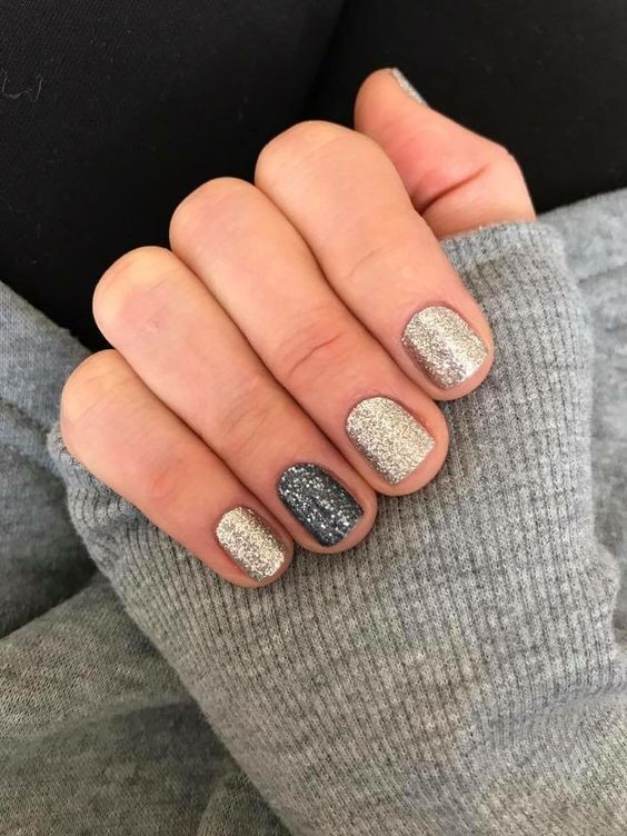 16 Tips Real Nail Polish Stickers - Frosted-Stickers & Decals-PicaPicaBeauty