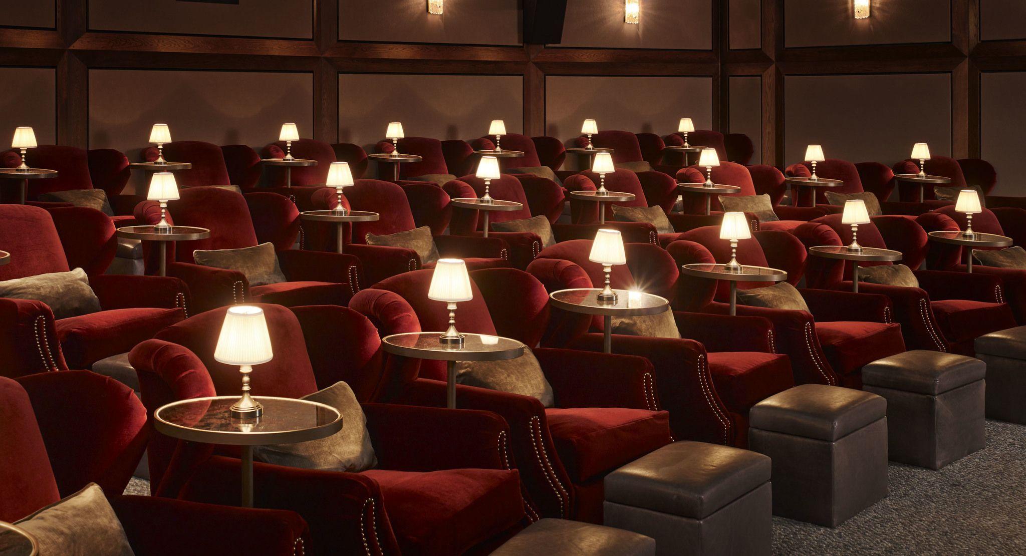 Soho House Chicago Screening Room Hospitality Pinterest # Soho Muebles Punta Del Este