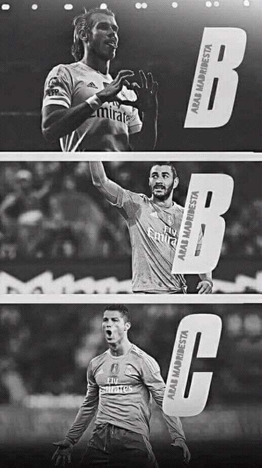Bbc Wallpaper Real Madrid Football Real Madrid Photos Ronaldo Real Madrid