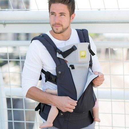 Lillebaby 6 Position Complete All Seasons Baby Child Carrier