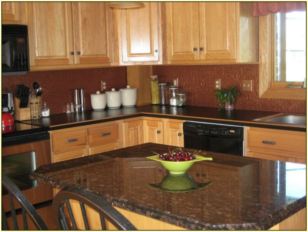 Kitchen Backsplash Ideas Black Granite Countertops ... on Kitchen Backsplash Ideas With Black Granite Countertops  id=21554