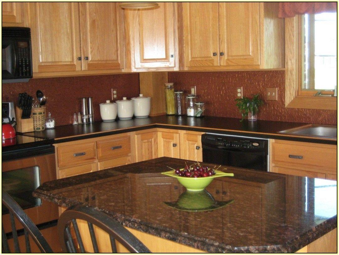 Kitchen Backsplash Ideas Black Granite Countertops ... on Backsplash Ideas For Black Granite Countertops  id=67979