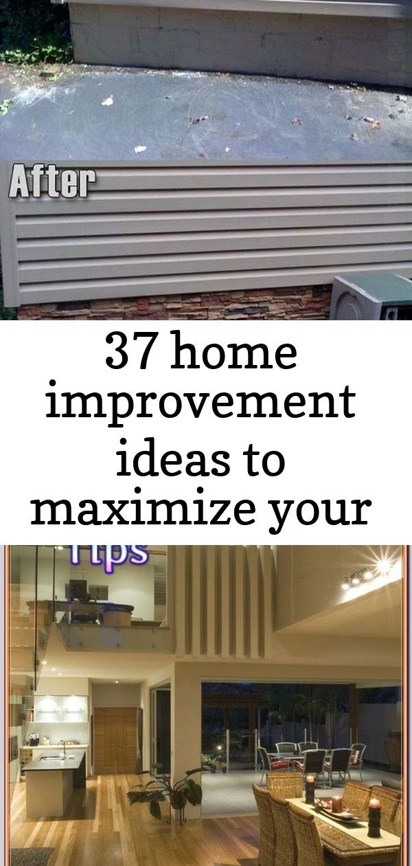 37 home improvement ideas to maximize your living space 12