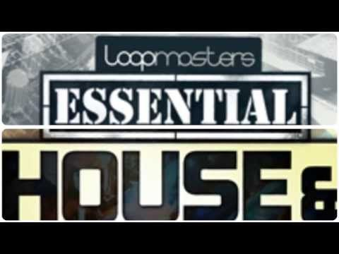 Loopmasters Presents Essentials 31 House Garage Http Www Audiobyray Com Samples Loopmasters Loopmasters Pres Progressive House Electro House Tech House