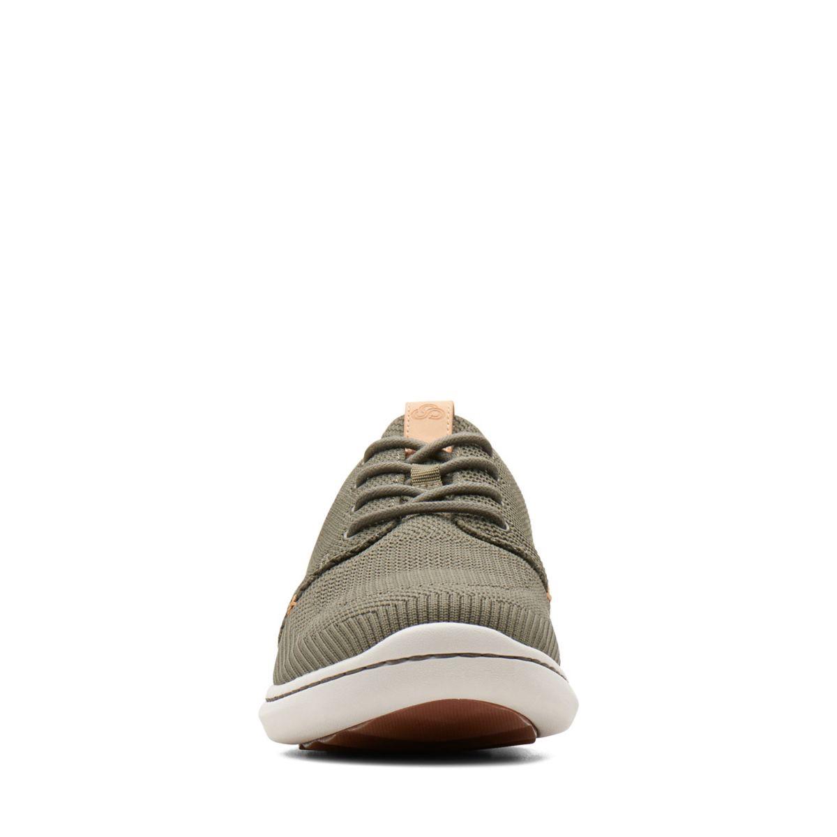 Step Urban Mix - Mens Shoes - Khaki by Clarks  64cb6b515
