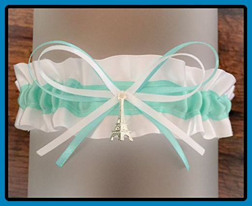 Sexy garters blue for wedding
