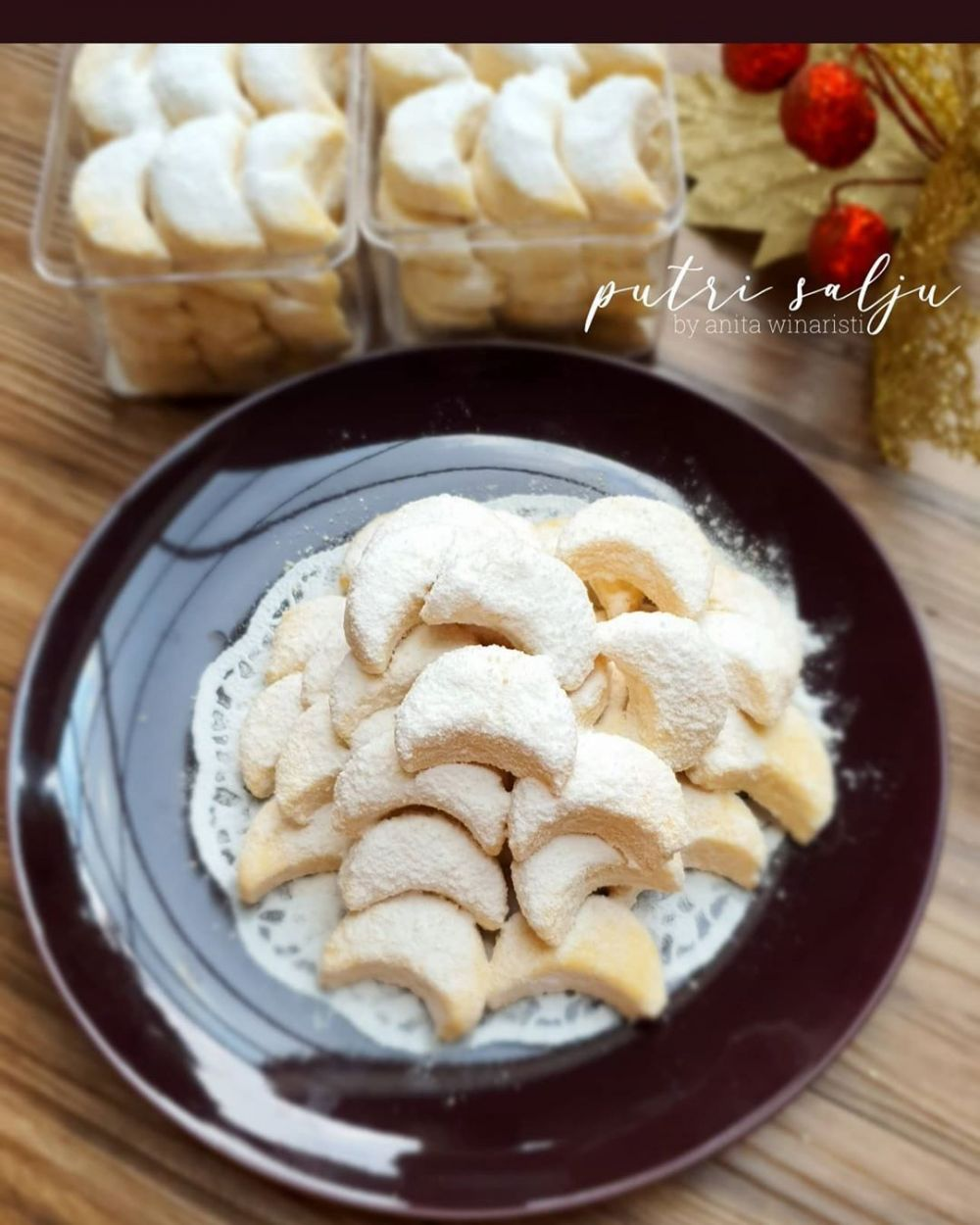 Resep Camilan Lebaran Berbagai Sumber Resep Masakan Natal Camilan Resep Makanan Penutup