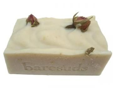 Vanilla Rose Soap With Shea Butter ..