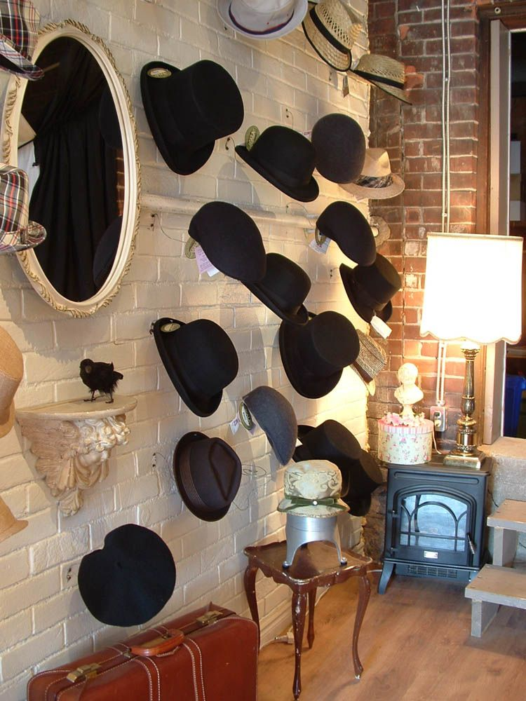 Found on google from lepetitblogca hats for men